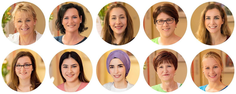 Firmen-Portraits Mitarbeiterfotos in der Firma mit natürlichem Licht