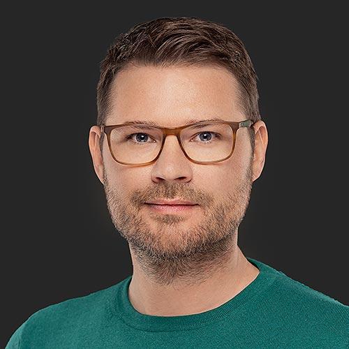 Fotograf und Webdesigner Marko Bußmann