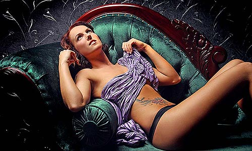 Sexy erotisches Fotoshooting Aktfotos - Angebot 2